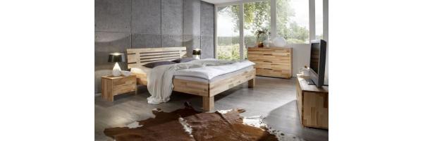 Massivholzbetten - Beimöbel und Zubehör