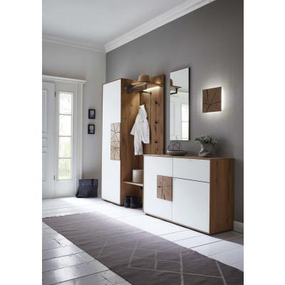 Garderobe Caya Kombi 100