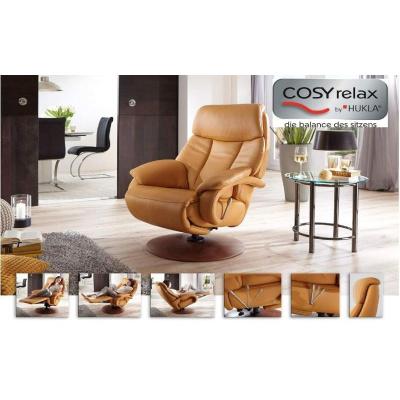 Hukla Cosyrelax CR04 Leder 60 Texas