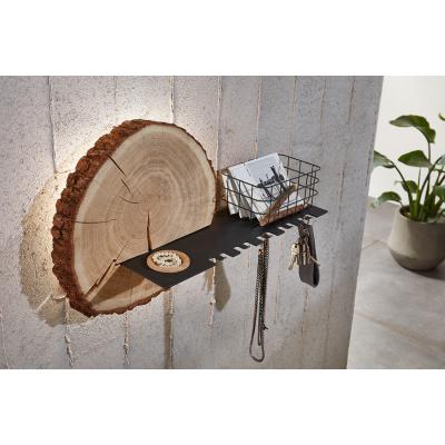 Schlüsselablage Runa Baumscheibe 1069 mit Akku